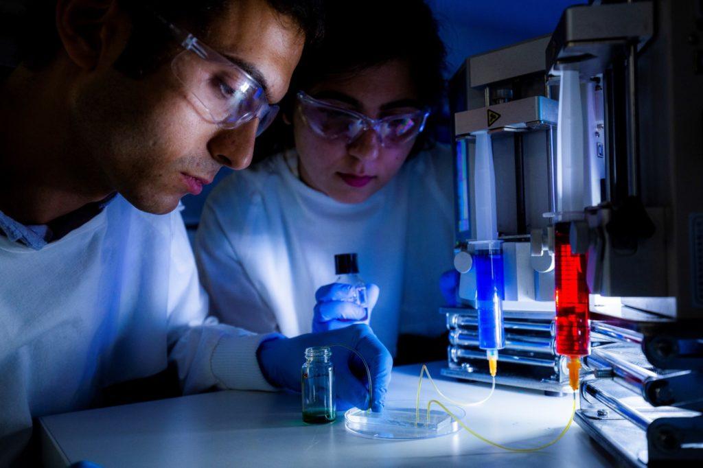 Microfluidic Pouya Parisa