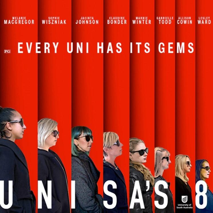 UniSAs8