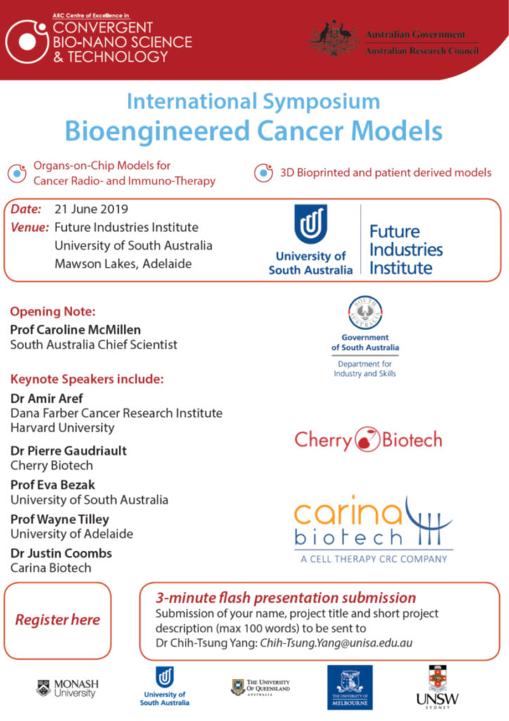 Symposium BioEngineered Models